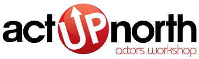 Act Up North Retina Logo