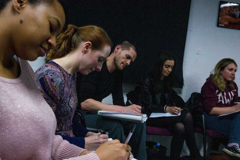 Manchester Acting Classes 2